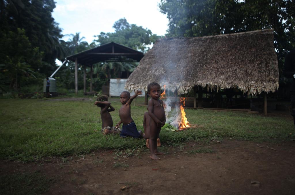 Solomon Islands, Makira.